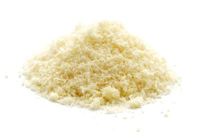 Parmesan cheese: 627mg per 100g (31g per tablespoon)
