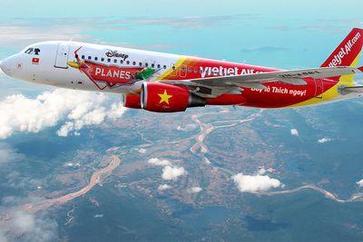 <strong>14. Thai Veitjet Air</strong>
