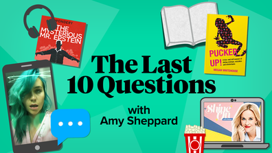 The Last 10 Questions with Amy Sheppard