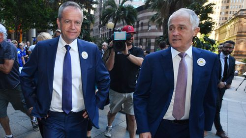 The poll showed the Turnbull Government is more trusted to manage the economy. (AAP)