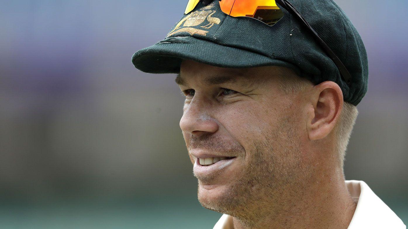 Warner announces cricket comeback