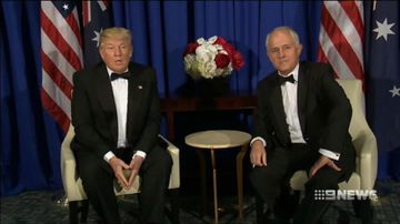 Trump and Turnbull's phonecall: The days that shaped Australia in 2017