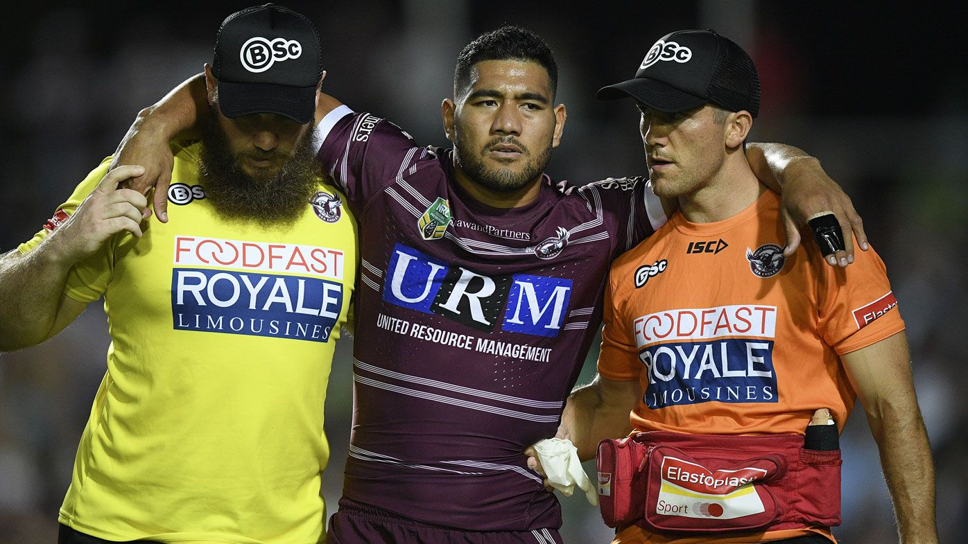 Manly star's miracle recovery from season-ending injury in just weeks