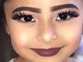 Blogger sparks outrage with photo of little girl in heavy makeup