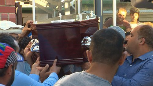 Mr Hotak's body will be transferred to his homeland of Afghanistan for a burial.