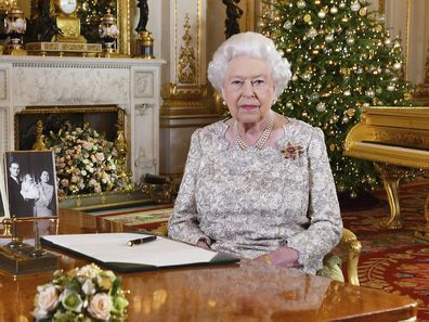 Queen Elizabeth delivers Christmas message, 2018