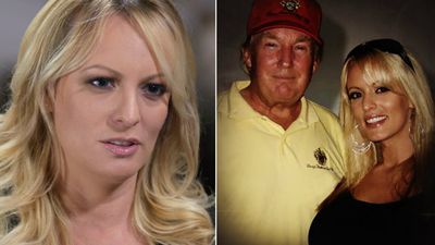 Porn star Stormy Daniels regrets 'body shaming' Donald Trump
