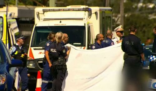 The crime spree caused chaos across Sydney, with witnesses describing gruesome, 'crazy' scenes.