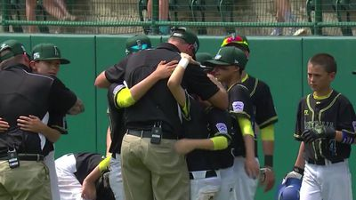 Australia little league manager's heartfelt message to players