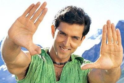 """Bollywood heart-throb Hrithik Roshan has an extra thumb on his right hand. He says the abnormality made his school life hell. """"I had this extra thumb ... I stammered and in school, you know what kids are like - well, it was hell most of the time."""""""