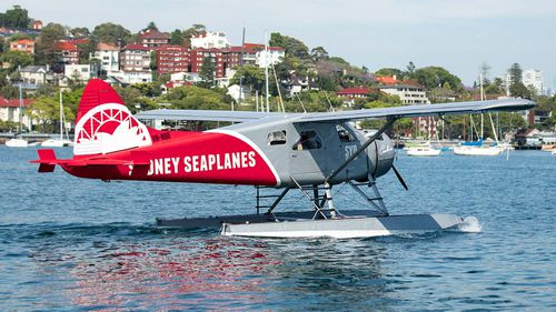 A supplied undated image obtained Thursday, December 20, 2018 of the de Havilland Canada DHC-2 Beaver aircraft, VH‑NOO, that crashed at Jerusalem Bay on the Hawkesbury River, NSW on 31 December 2017.
