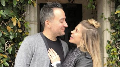 Danielle Fishel is engaged to producer Jensen Karp