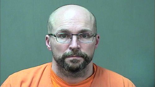 In this booking photo provided by the Ozaukee County Sheriffs Office Monday Steven Brandenburg is shown. The Wisconsin pharmacist, accused of intentionally spoiling hundreds of doses of coronavirus vaccine.