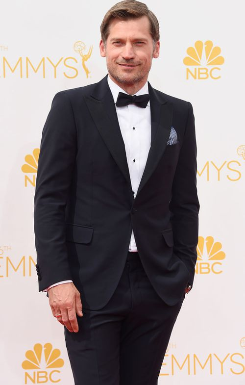 Nikolaj Coster-Waldau, from Game of Thrones. (Getty Images)