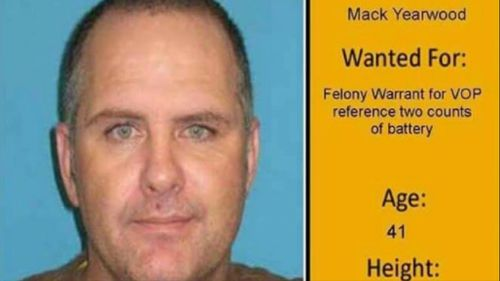 Fugitive arrested after uploading his wanted poster to Facebook