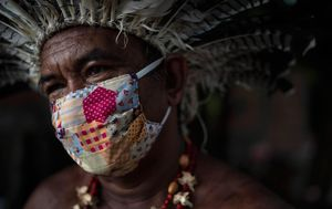 Coronavirus reaches remote part of Brazil's Amazon