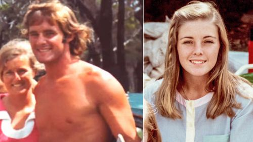 Chris Dawson was having an affair with a teenager.
