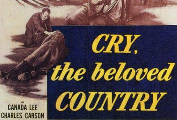a review of the story cry the beloved country Cry, the beloved country is the deeply moving story of the zulu pastor  my review: this book had many  i was so caught up in the story and beautiful.