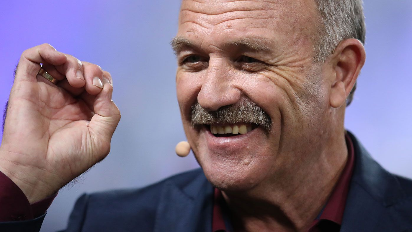 EXCLUSIVE: Wally Lewis endorses Kevin Walters to be next head coach at Brisbane – Wide World of Sports