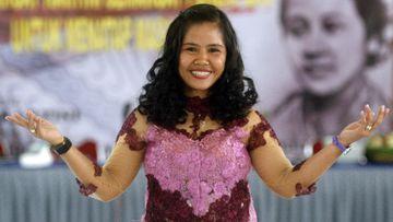 Filipina death-row inmate Mary Jane Veloso. (AAP)