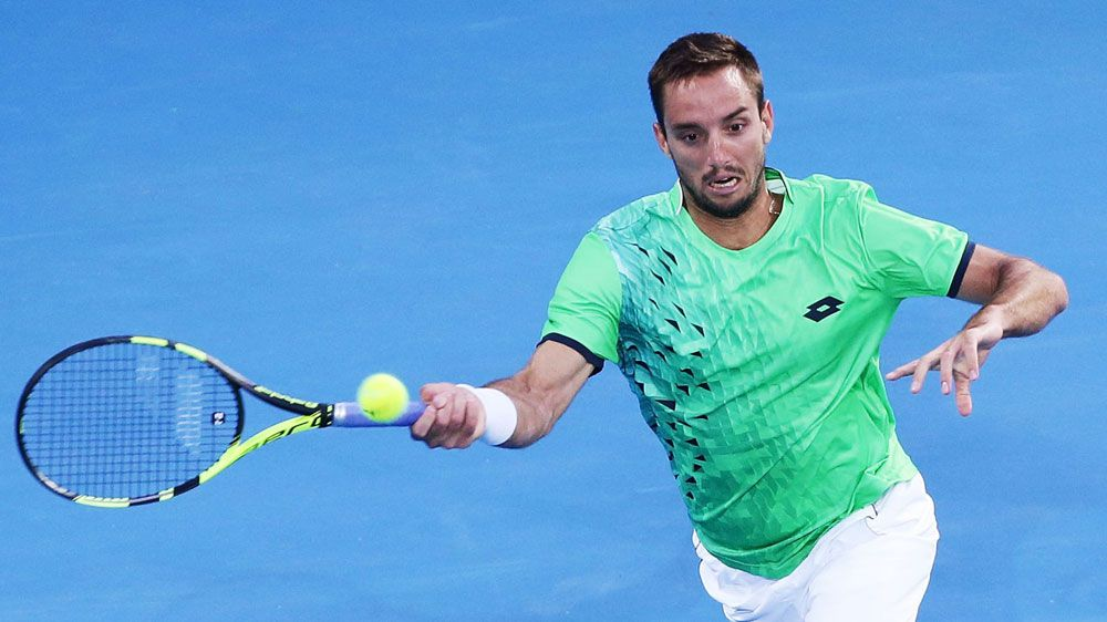 Troicki claims back-to-back Sydney titles