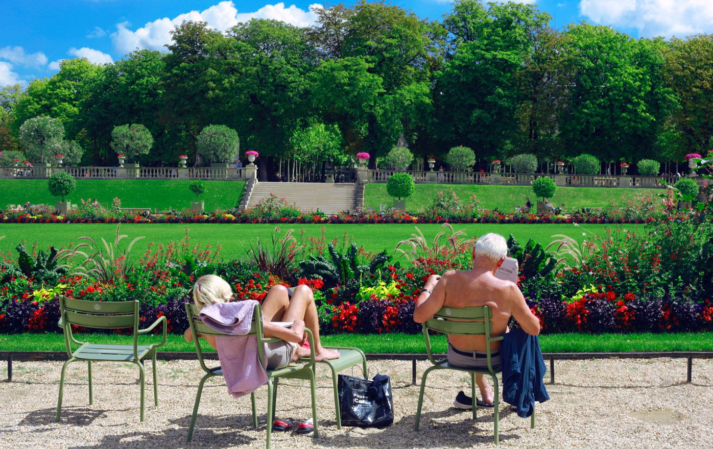 Why Paris is the best European city to visit with a toddler