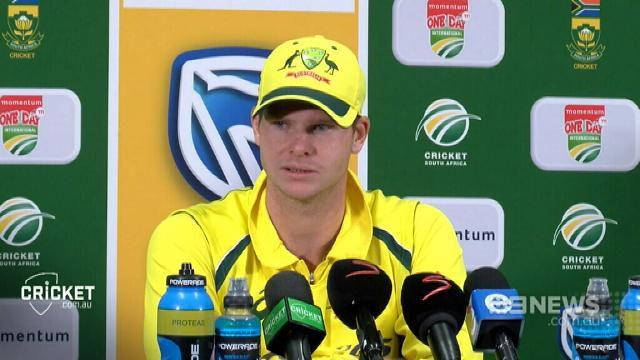Aussies stunned as Proteas claim 3rd ODI