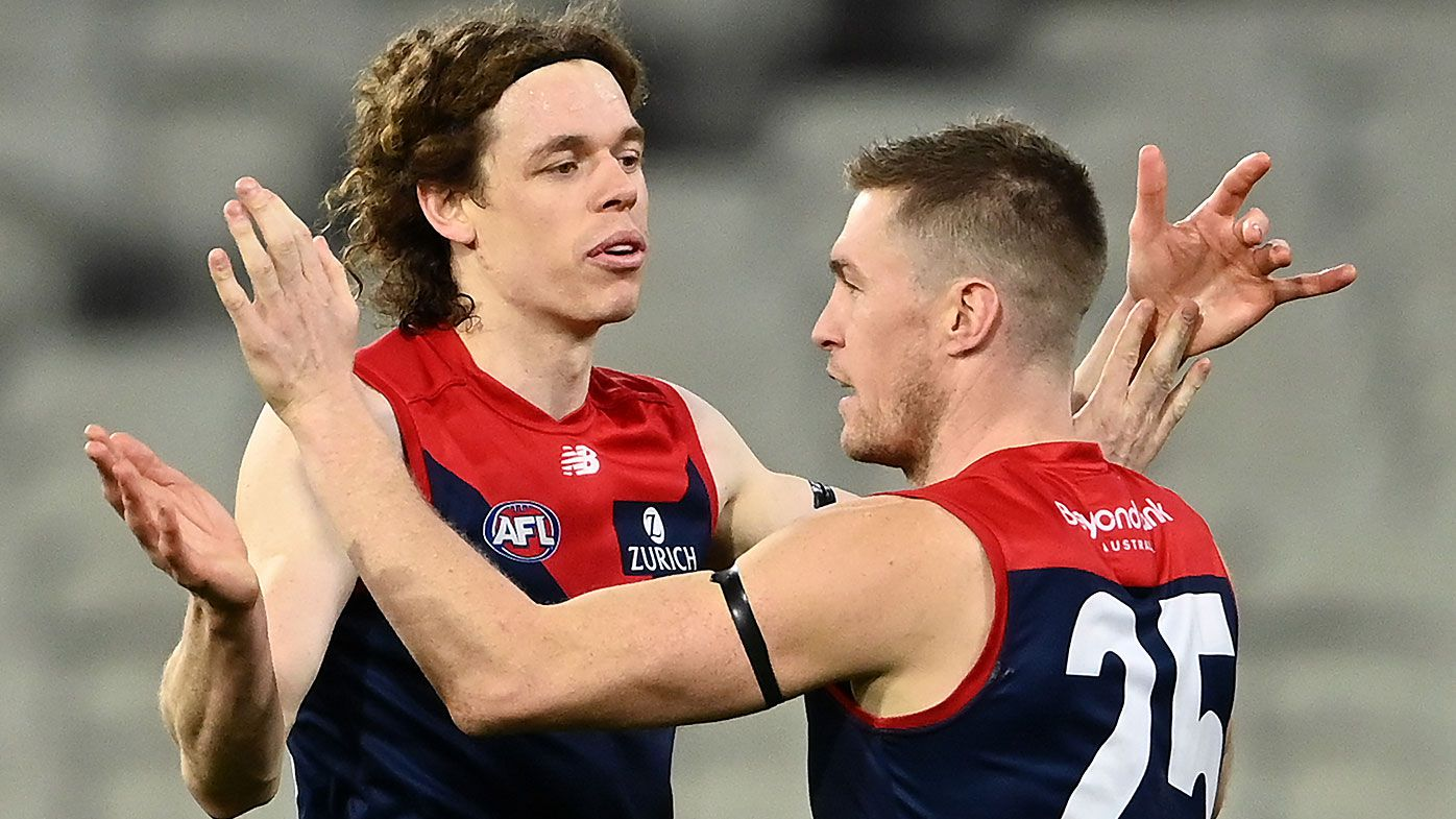 Tom McDonald and Ben Brown thought Melbourne would be 'pretty poor' before 2021 season