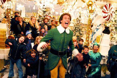 Christmas films, highest-grossing movies, Elf