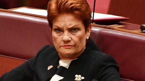 Pauline Hanson ends Senate strike with backflip on penalty rates