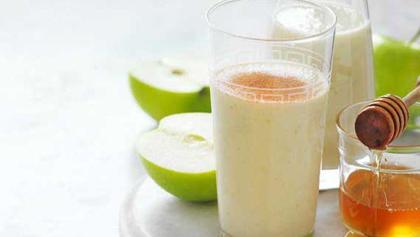 Apple crumble smoothie