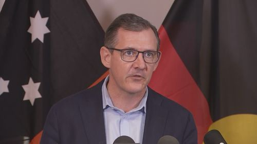 Northern Territory Chief Minister Michael Gunner has announced Alice Springs will also be locked down.