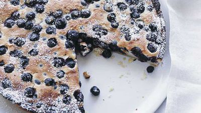 "Recipe:&nbsp;<a href=""http://kitchen.nine.com.au/2016/05/19/16/08/blueberry-tart"" target=""_top"">Blueberry tart</a>"