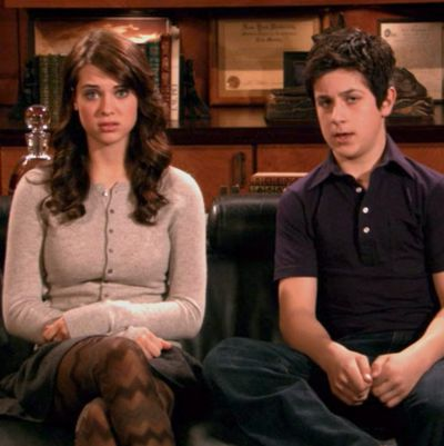 Lyndsy Fonseca and David Henrie: Then