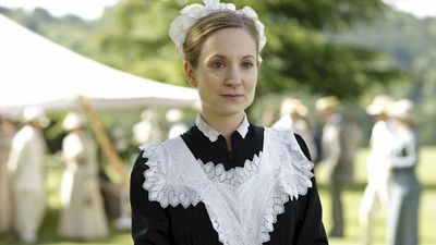 <p><strong>Best Supporting Actress in a Mini-Series or Television Film - Joanne Froggatt</strong></p><p>The English actress won for her role as maid Anna Bates in Downtown Abbey.</p>