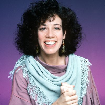Allyce Beasley as Agnes DiPesto: Then