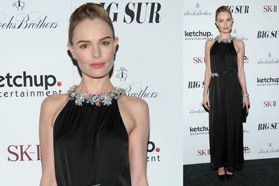 Actress Kate Bosworth.