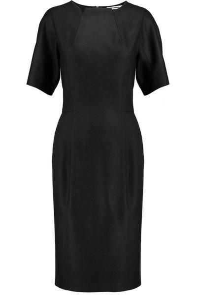 "<a href=""https://www.theoutnet.com/en-AU/product/Jil-Sander/Wool-dress/636729"" target=""_blank"">Dress, $397, Jil Sander at theoutnet.com</a>"