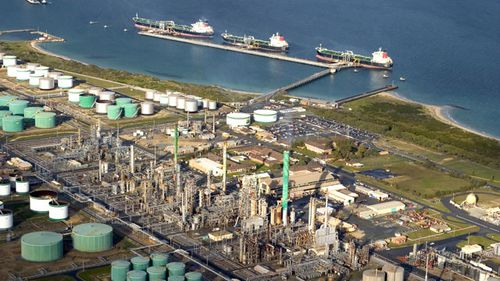 BP announced it was shutting down its Kwinana refinery in October last year.