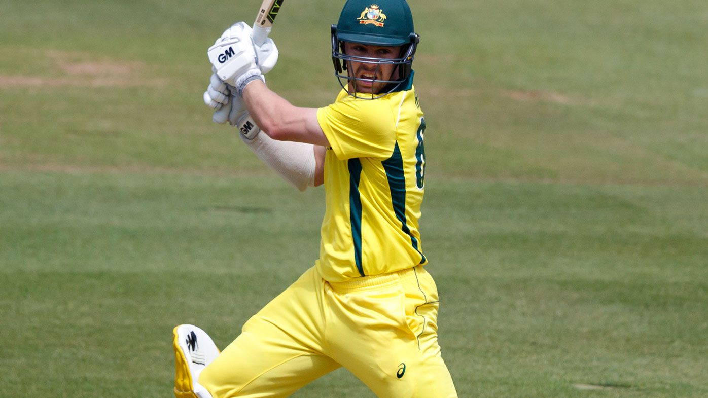 Travis Head has been named in Australia's squad for the series against Pakistan.