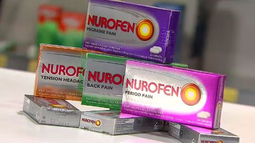 Nurofen producer ordered to pay $1.7m