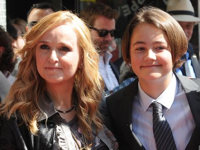 Melissa Etheridge, son Beckett Cypher