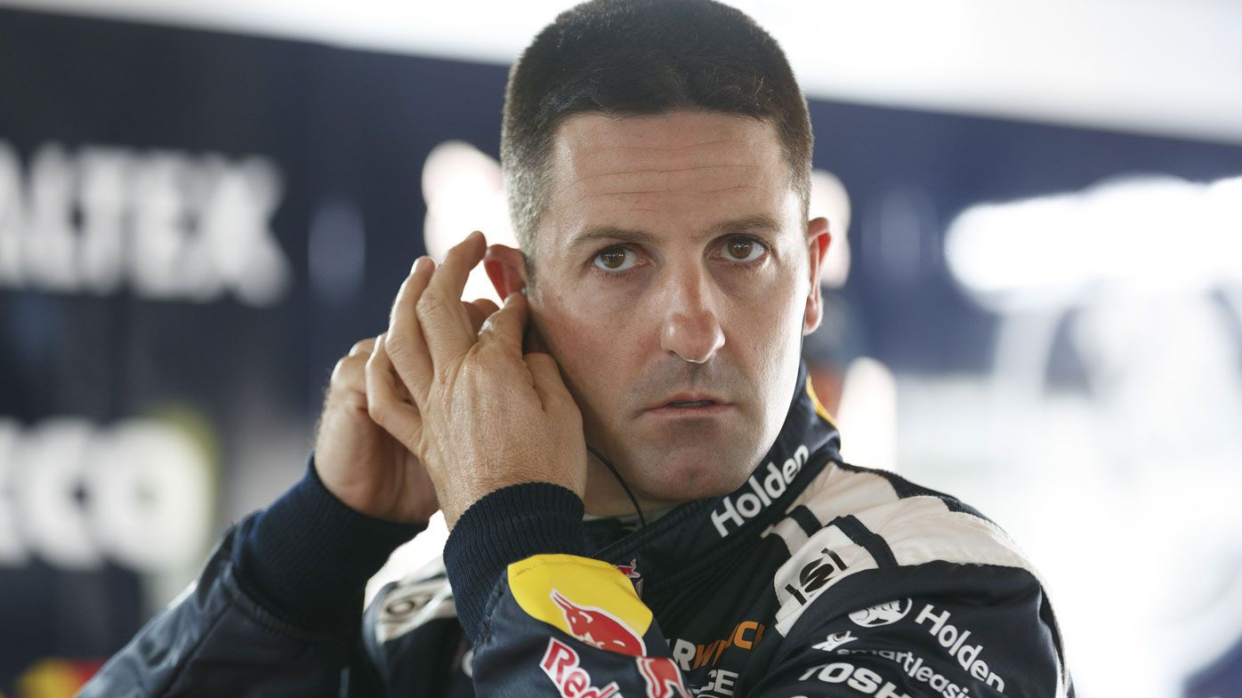 Supercars: Jamie Whincup has nothing but respect for Mark Winterbottom