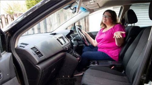 Driver fails VTNZ full licence test on the spot due to 'dirty' front seat