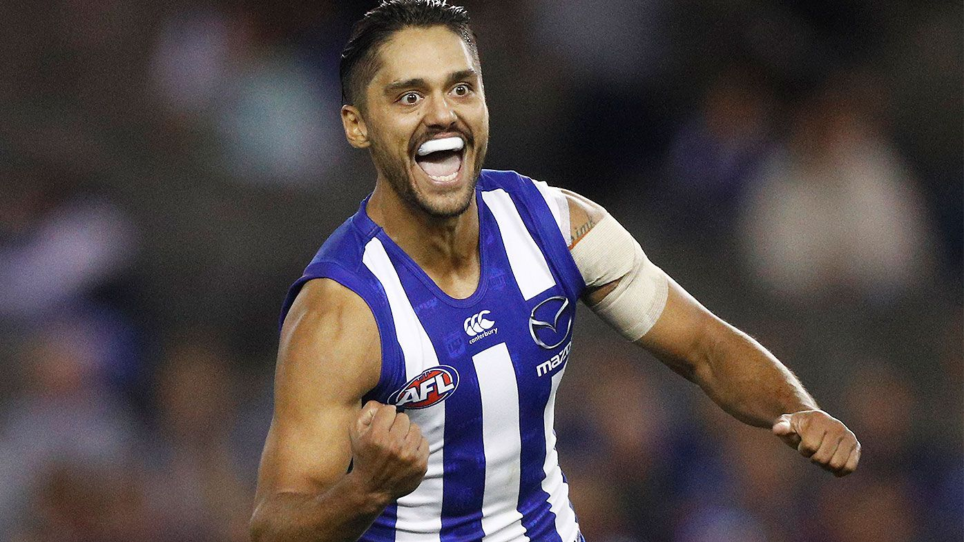 Aaron Hall becomes latest AFL star to step away for 'indefinite' mental health break