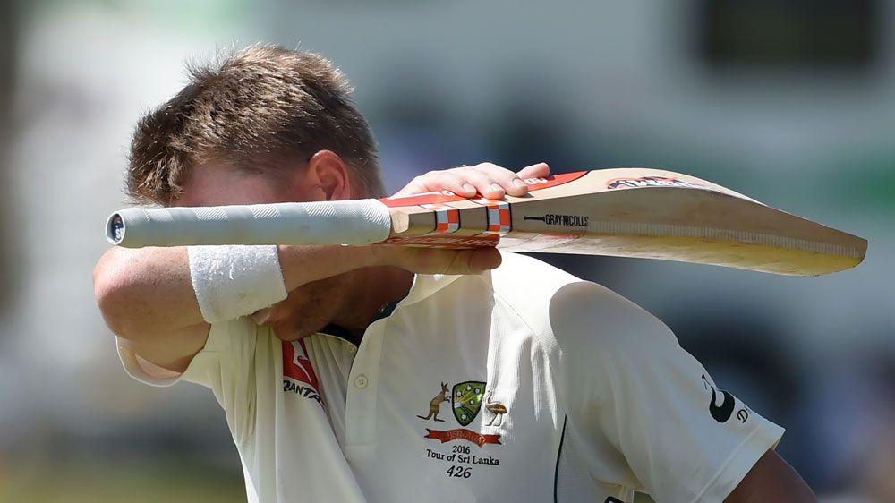 Australia 'lost' against Sri Lankan spin