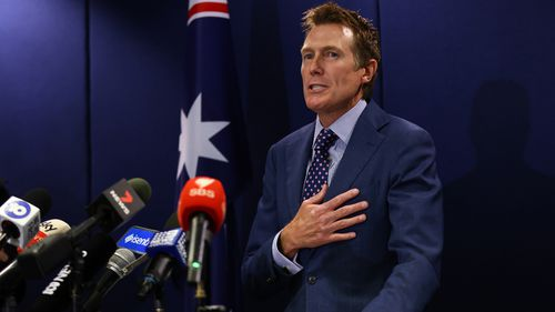 Christian Porter strongly denied the allegations and said he would not be standing down from Cabinet, but would take leave.