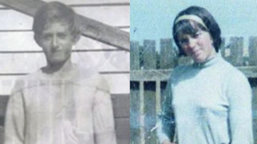 Allan Whyte, 17, and Maureen Braddy, 16, vanished from Bendigo in Victoria 50 years ago.