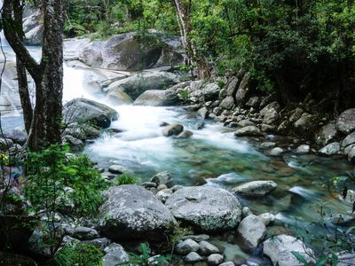 <strong>Josephine Falls, Wooroonooran, QLD</strong>