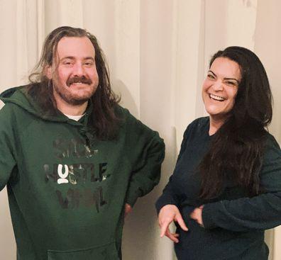 Josh Riddell, Sarah Payne, Kidney Health Australia